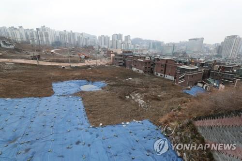 서울 표준지 공시지가 7.89%↑…성동·강남구 10% 이상 상승(종합)