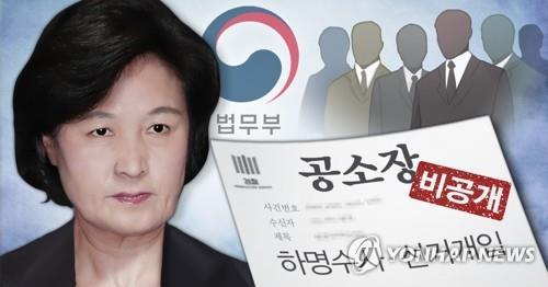 """한국·새보수 """"친문보호하려 수사·기소 분리"""" 추미애 겨냥 협공"""