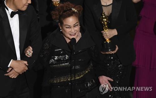 """곽신애 대표 """"CJ 부회장 소감, 우리끼리 미리 정해놨다"""""""