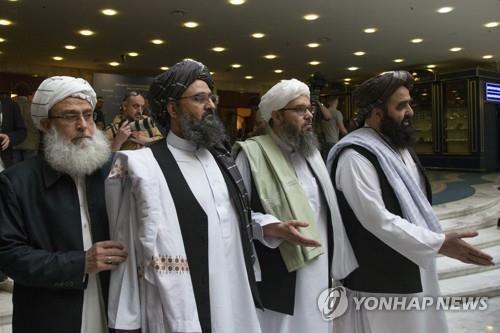 """아프간 대통령 """"평화협상서 주목할 만한 진전"""""""