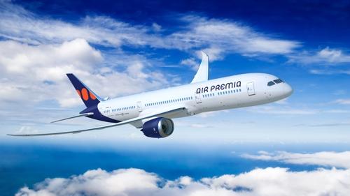 에어프레미아, 국토부에 항공운항증명 신청…9월 첫 취항 목표