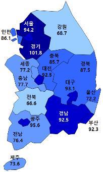 2월 아파트 입주경기 전망 개선…서울·경기에 물량 집중