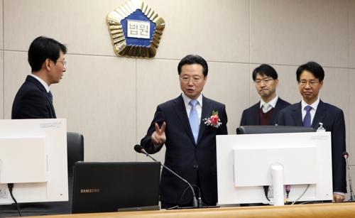 """이승영 특허법원장 """"특허소송, 사법부 수준 가늠하는 국제 척도"""""""