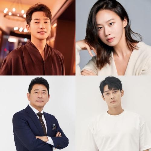 TV조선 '바람과 구름과 비' 박시후·고성희 출연…5월 방송