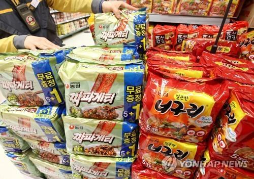'기생충 열풍' 올라탄 짜파구리…식품·유통업계 마케팅 '박차'