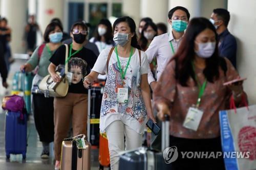 중국인 관광객, 발리 여행 후 코로나19 확진…인도네시아 긴장