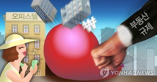 [고침] 경제(정부, '수용성' 풍선효과 심각 판단…'조정대…)