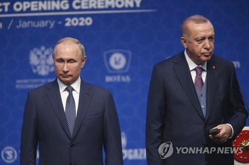 금가는 러시아·터키…시리아 사태 두고 비난 공방