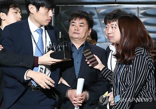 '관제시위·불법집회' 추선희 어버이연합 사무총장 1심 집유