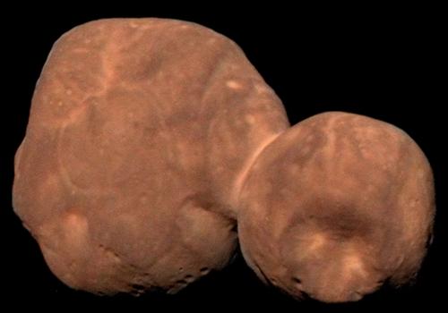 태양계 끝 '눈사람 소행성' 행성 형성이론 논쟁에 종지부