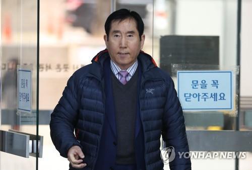 'MB정부 댓글 여론공작' 조현오 1심 징역 2년…법정구속(종합2보)