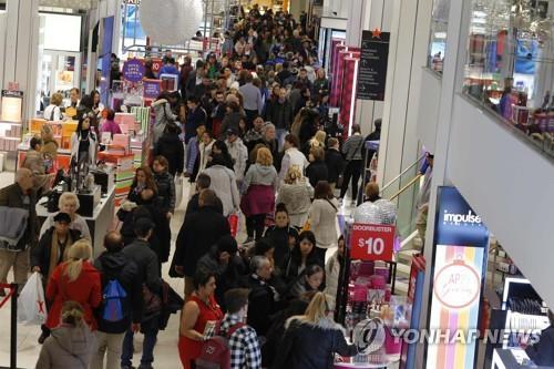 미 소매판매 넉달째 증가세…1월 0.3%↑
