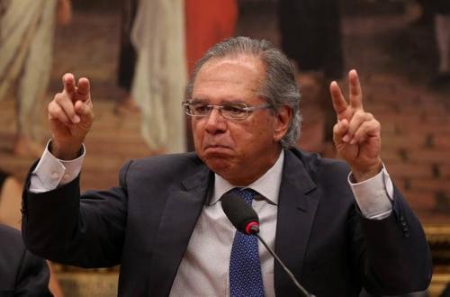 브라질 경제장관 잇단 부적절 발언으로 논란…개혁의제 '삐걱'
