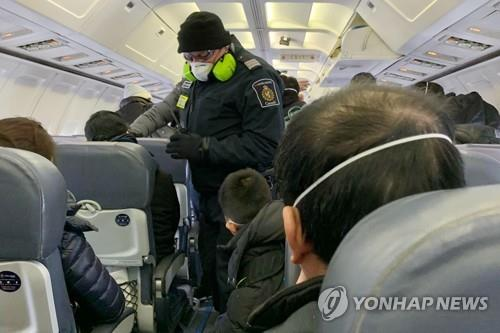 캐나다 코로나19 추정 1명 또 발생…상하이 방문 30대