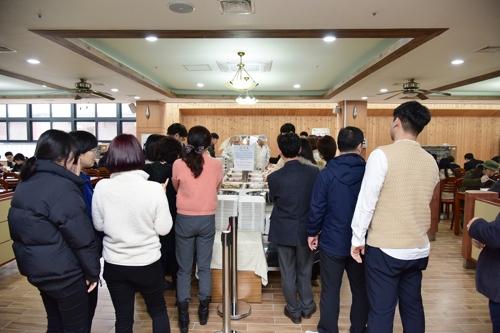 '지역경제 살리자' 제천시, 구내식당 日이용객 400명→50명 감축