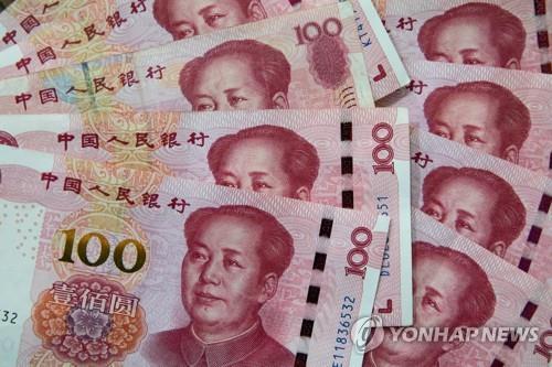바이러스 퍼뜨릴라…중국, 위안화 지폐 '격리·파쇄'