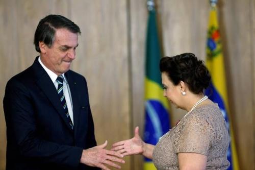 브라질, 베네수 마두로 정권 인사들에 외교관 신분증 발급 중단