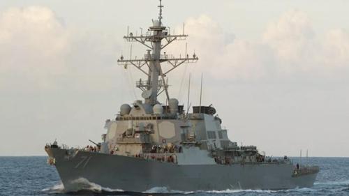 """""""미국 구축함 흑해 진입하자 러시아 흑해함대 밀착 감시"""""""