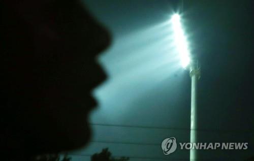'빛공해' 유발 때 1차 과태료 30만원으로 상향