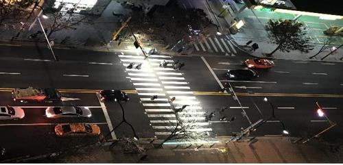 스마트보도·불법주차억제…1년 맞은 서울 스마트시티 특구사업