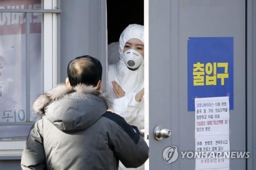 전주시 덕진 선별진료소 휴일도 운영…평일 자정까지 연장