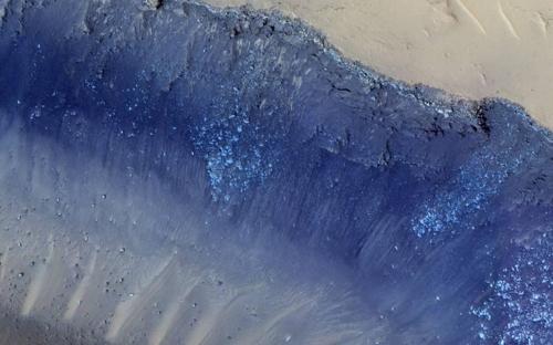 '붉은행성 지질학자' 1년여만에 화성 '속살' 드러내
