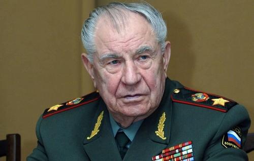 야조프 전 소련 국방장관 사망…1991년 보수파 쿠데타 참여