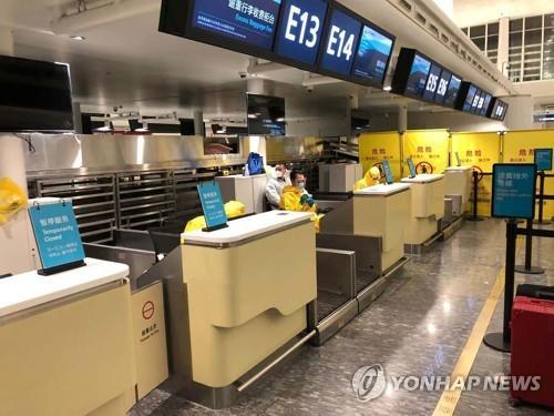 에어캐나다, 중국 노선 운항중단 4월10일까지 연장
