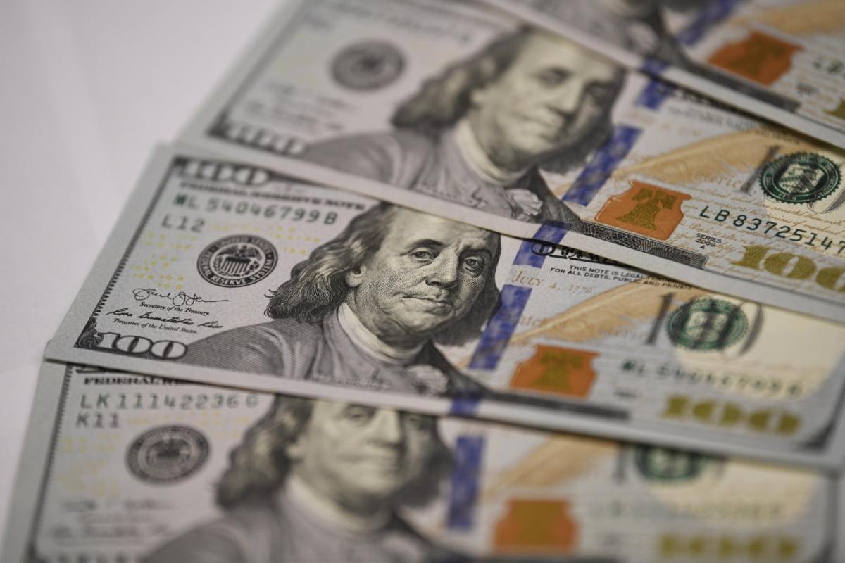 원/달러 환율 급등세 진정…1,215원대 까지 하락
