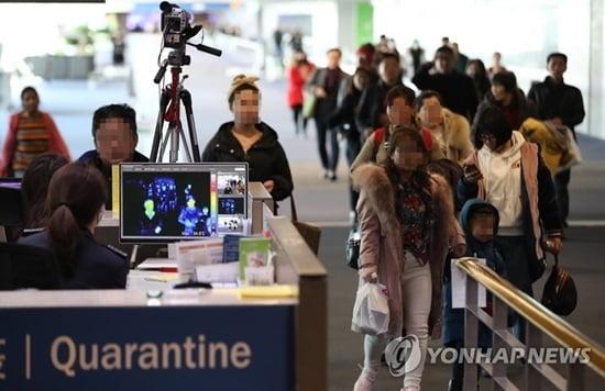 홍콩·마카오 `오염지역` 지정…12일부터 여행자도 검역 강화
