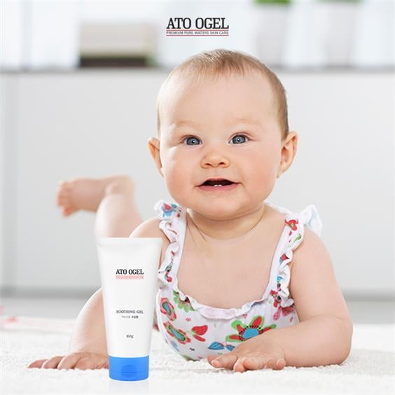 아토오겔 신생아·아기수딩젤 '출산준비, 안전한 육아용품 선택이 중요'