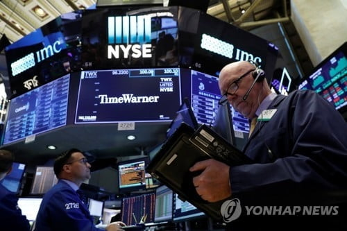 [뉴욕증시] 美 경제 `낙관론`…S&P·나스닥, 사상 최고