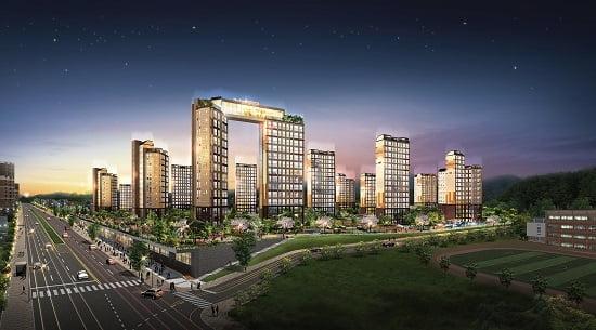 인프라·희소성·미래가치까지 순천 아파트 `용당 남양휴튼 하늘정원` 2월 21일 주택홍보관 OPEN