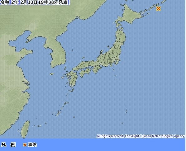 日 홋카이도 동쪽 해상 규모 7.0 지진…피해 상황은?