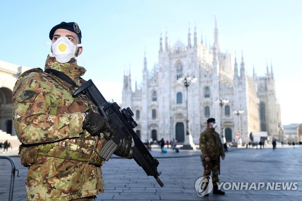 """중동·이탈리아 `코로나19` 확진자 급증...WHO """"대유행 아냐"""""""