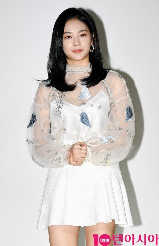 [TEN 포토] 우다비 '비현실적인 요정 미모'