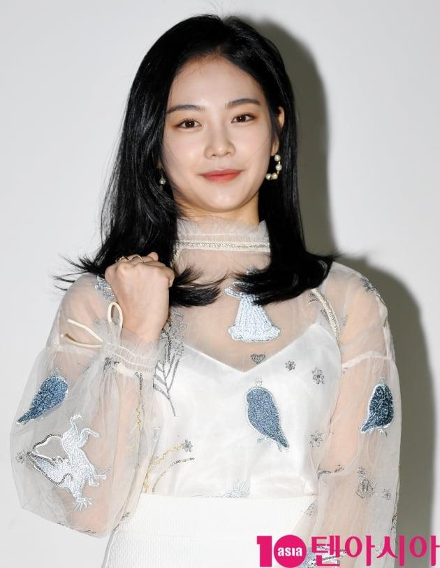 [TEN 포토] 우다비 '웹드라마 덕생일지 파이팅!'