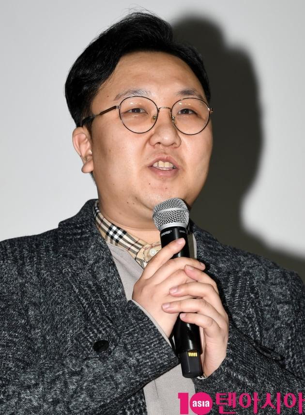 [TEN 포토] 김영진 감독 '덕생일지 연출했어요'