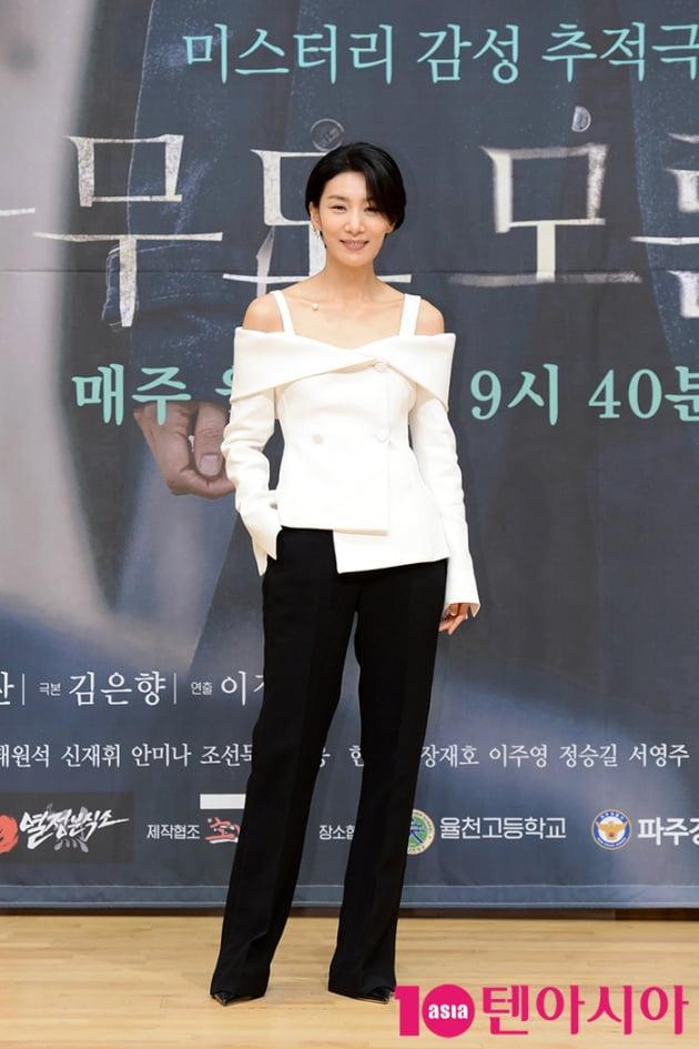 [TEN 포토] 김서형 '당당한 아름다움'