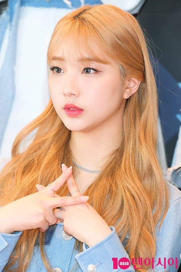 [TEN 포토] 이달의소녀 여진 '신비로운 눈빛'