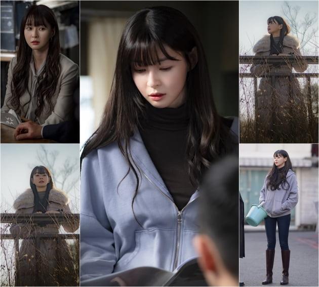 '이태원 클라쓰'의 권나라./사진제공=JTBC