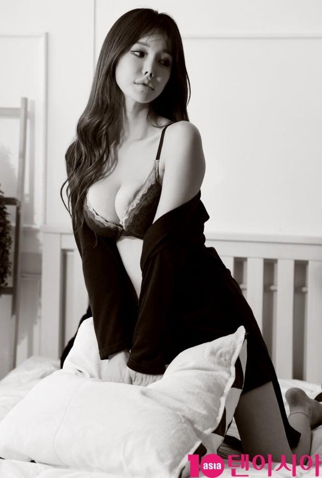 모델 김시후 '믿기지 않는 몸매'