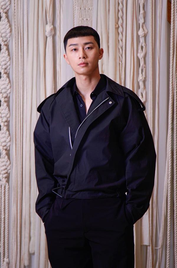 배우 박서준이 28일 오후 열린 JTBC 금토드라마 '이태원 클라쓰'에 참석했다.사진제공=JTBC