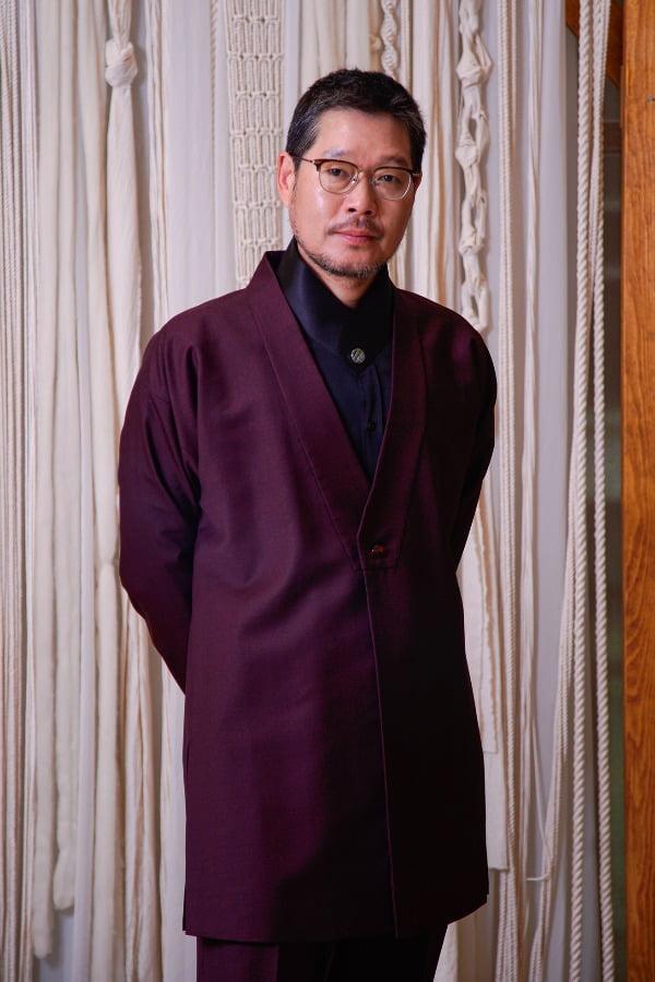 배우 유재명이 28일 오후 열린 JTBC 금토드라마 '이태원 클라쓰'에 참석했다.사진제공=JTBC