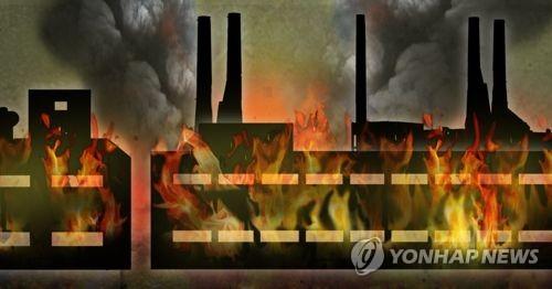 남양주 폐기물 재활용 공장서 불…8천만원 피해
