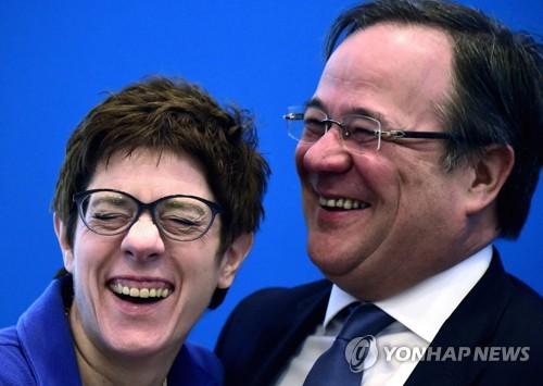 메르켈의 선택 실패…독일 집권당 총리후보 구도 '지각변동'