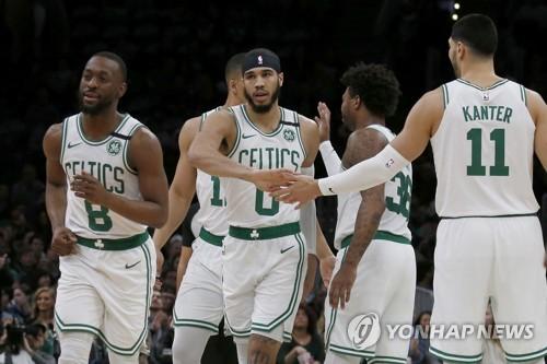 NBA 토론토, 인디애나 또 잡고 창단 최다 13연승 질주