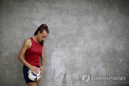 아르헨티나 성전환 여자축구선수, 프로무대 데뷔 성공할까