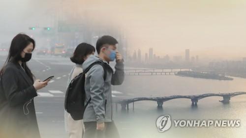 """""""대기오염에 세계 연 450만명 조기 사망…한국은 4만명"""""""