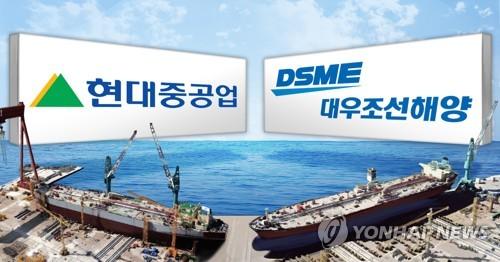"""일본, 현대重-대우조선해양 합병에 '딴지'…""""WTO 규범 위반"""""""